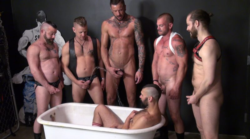 silver daddies and twinks
