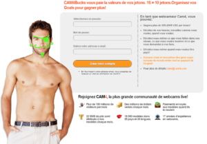 cam4 model webcam gay remuneration
